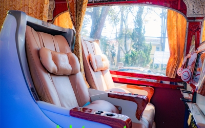 Dalat to Ho Chi Minh City bus schedule & ticket